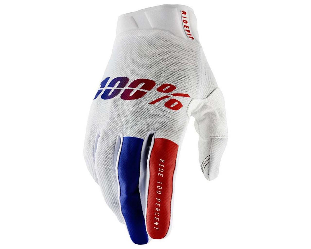 100% Ridefit Gloves (SP21)   corpo