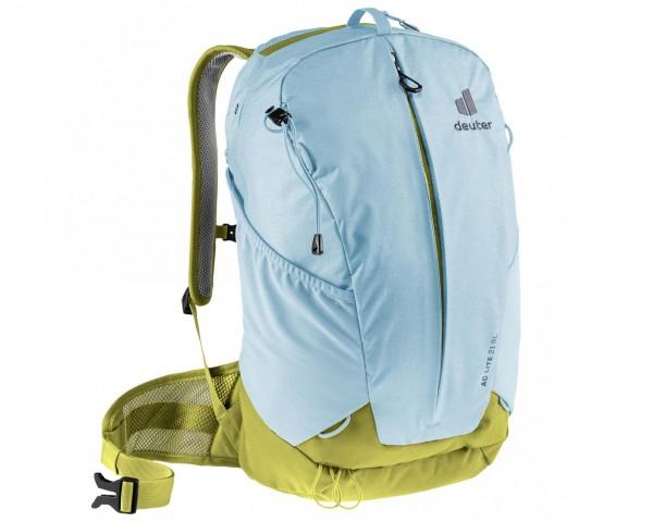 Deuter AC Lite 21 SL Women Trekking backpack PFC-free | dusk-moss