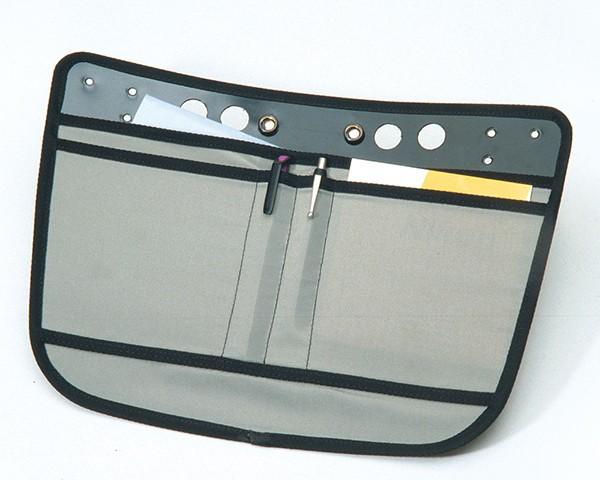 Ortlieb Organizer for Messenger Bag | gray