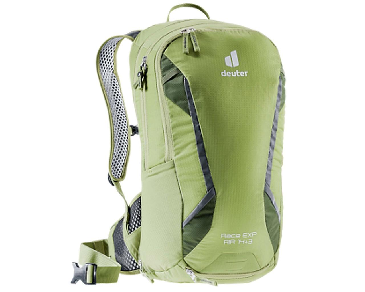 Deuter Race EXP Air - 14 +3 litres Bike Backpack | pistachio-pine