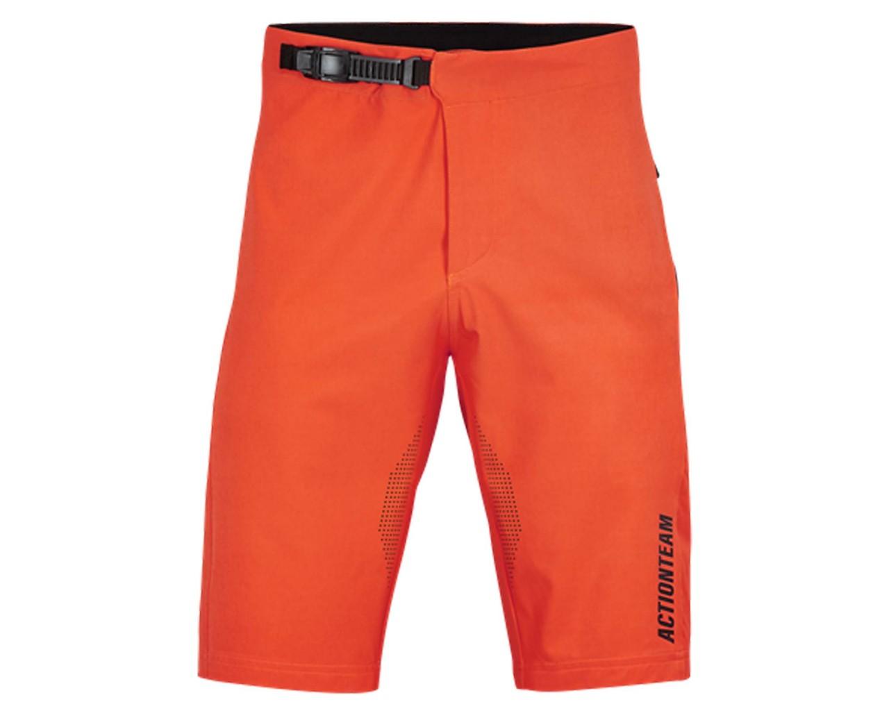 Cube Edge Lightweight Baggy Shorts | orange