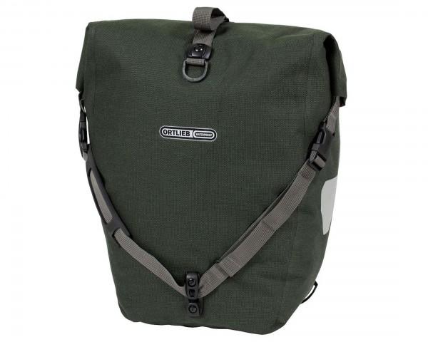 Ortlieb Back-Roller Urban QL3.1 waterproof cycle bag (single) | pine
