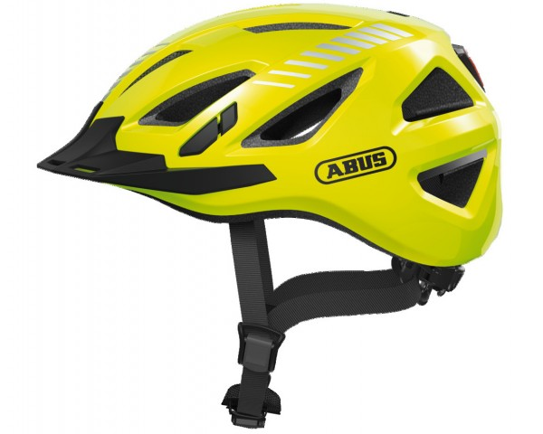 Abus Urban-I 3.0 Signal Bike Helmet | signal yellow