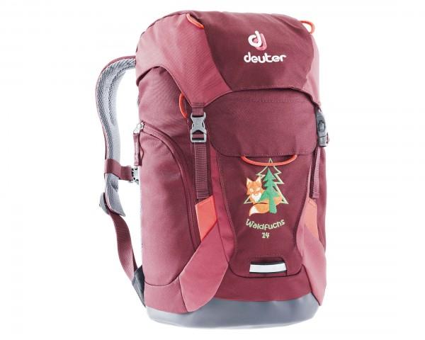 Deuter Waldfuchs 14 litres Kids backpack | maron-cardinal