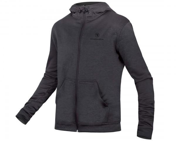 Endura Hummvee zip hoodie   anthracite
