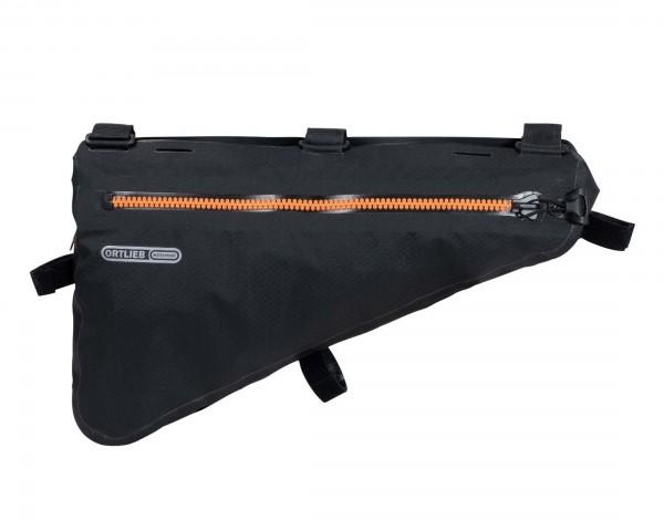 Ortlieb Frame-Pack 6 litres waterproof bycicle frame bag PVC-free   black matt