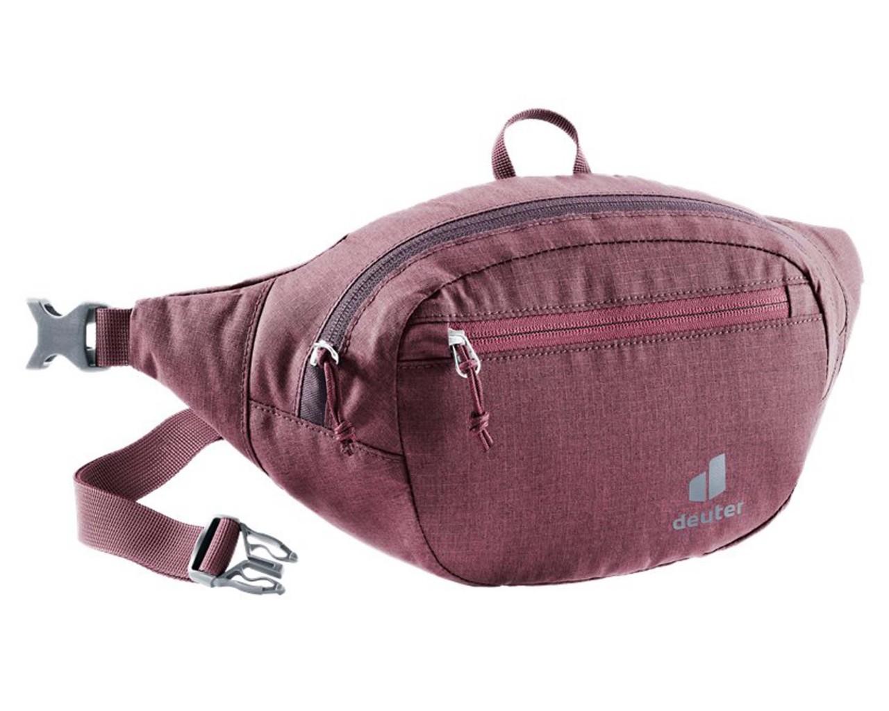 Deuter Belt II - hip bag PFC-free | maron