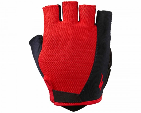 Specialized BG Sport short fingers Gloves | red