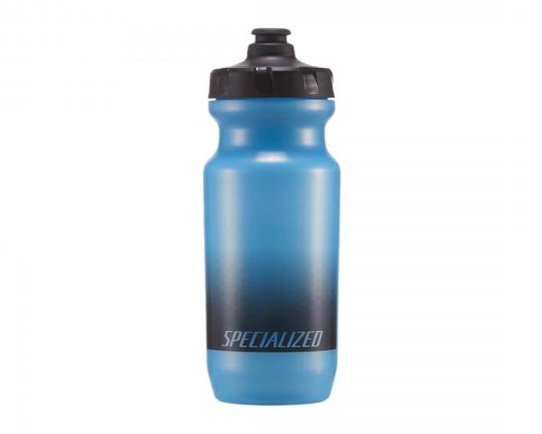 Specialized Little Big Mouth 2nd Generation Bottle 21oz | hex fade prismatic blue black