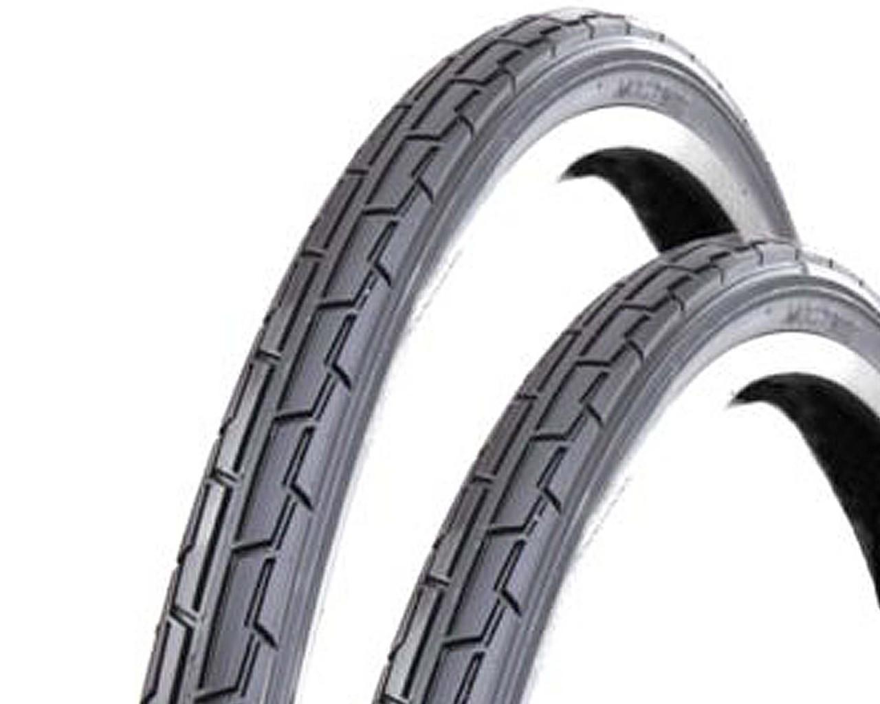 Deestone Reflex Universal-Reifen 28 x 1.50 Zoll (40-635) | schwarz-reflex