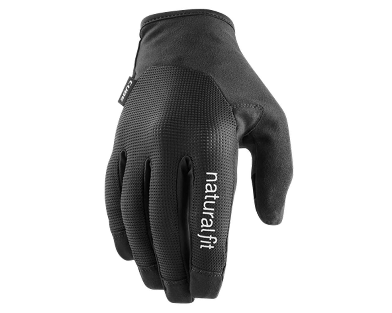 Cube Gloves X NF long finger | black