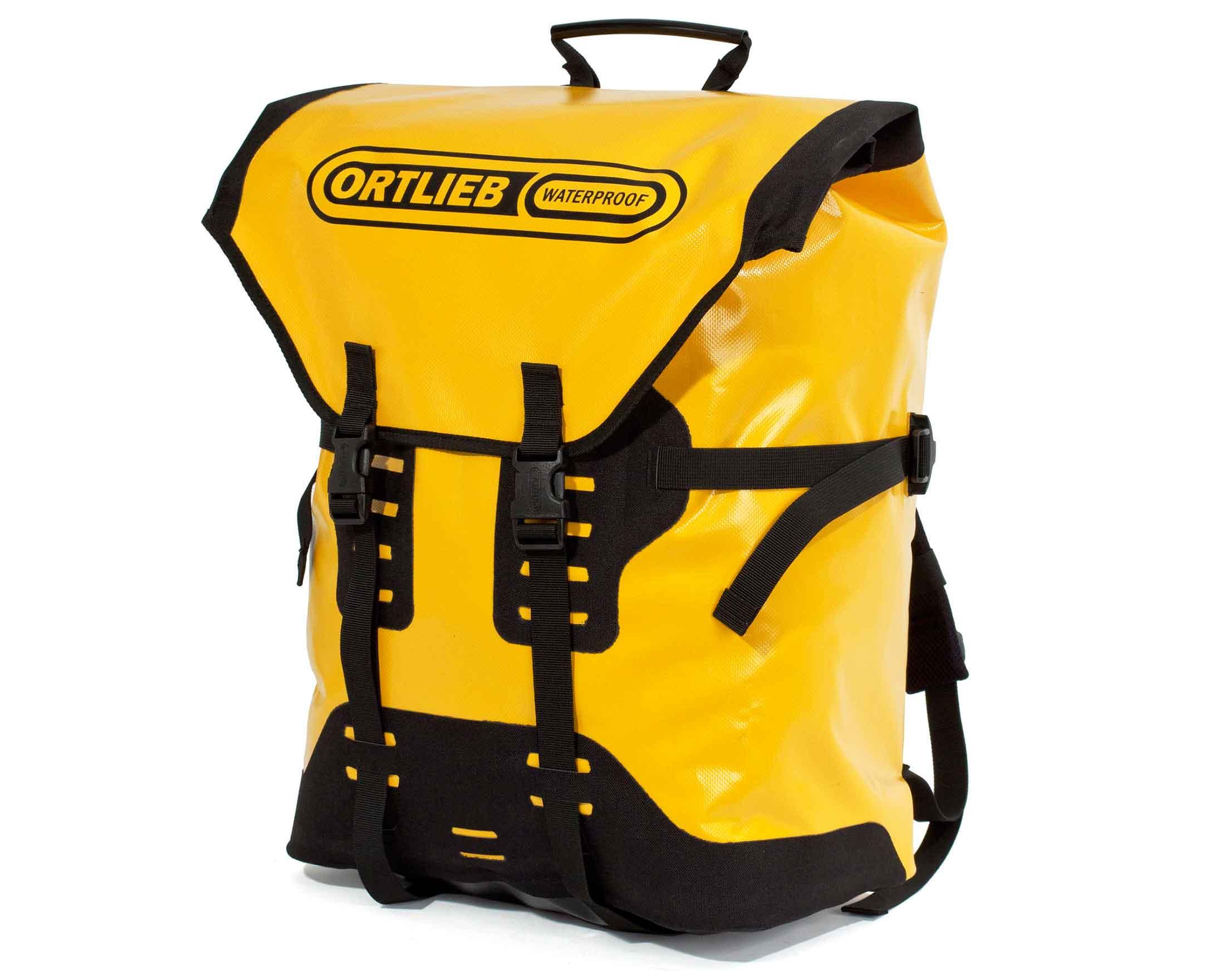 Ortlieb Backpacks Made In Germany Nanobike De