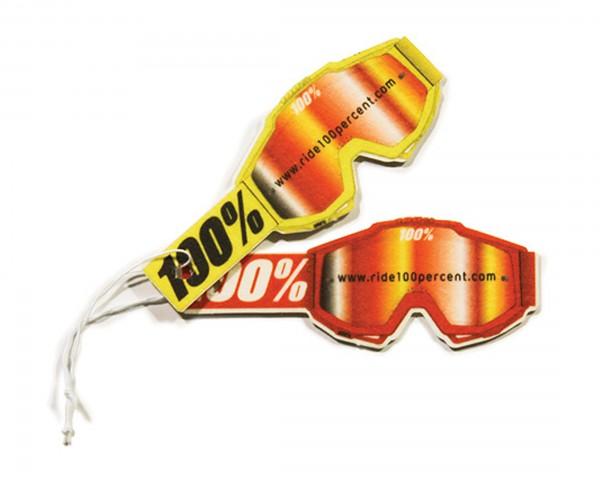 """100% Air Freshener """"Goggle"""""""