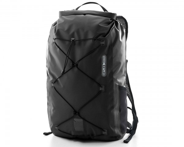 Ortlieb Light-Pack Two waterproof daypack 25 litre PVC-free | black