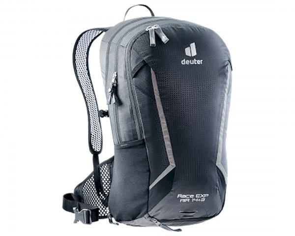 Deuter Race EXP Air - 14 +3 litres Bike Backpack | black