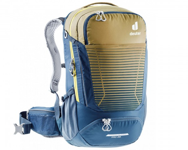 Deuter Trans Alpine Pro 28 litres Bike Backpack | clay-marine