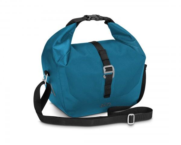 Cube ACID Fahrradtasche TRAVLR FRONT 6 FILINK | dark blue n black