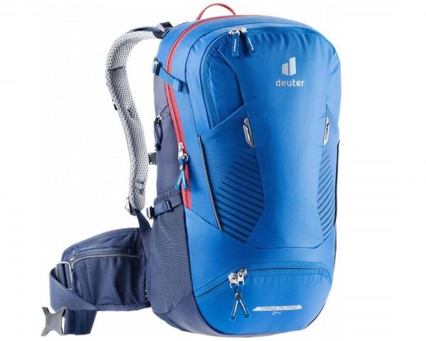 Deuter Trans Alpine 24 litres Bike Backpack   lapis-navy