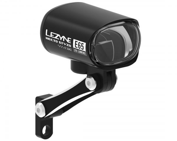 Lezyne LED Hecto Drive StVZO E65 E-Bike spezifischer Frontscheinwerfer