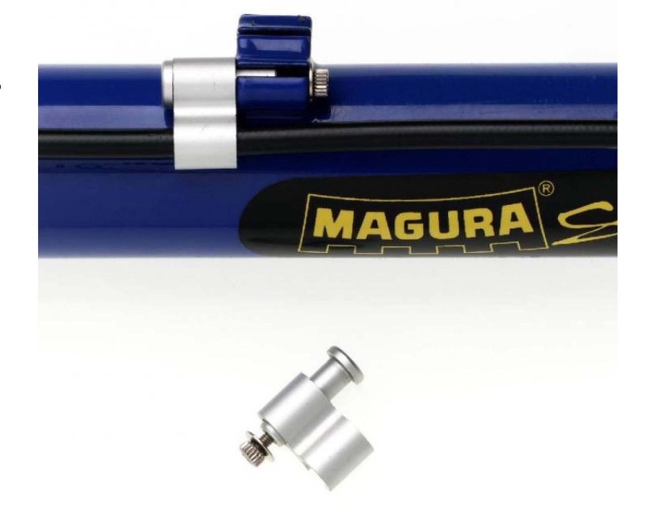 Magura Leitungsführung Aluminium 2 Stück