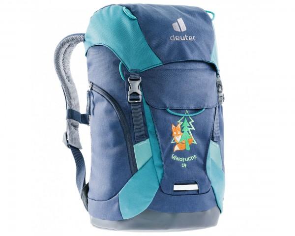 Deuter Waldfuchs 14 litres Kids backpack PFC-free   midnight-petrol