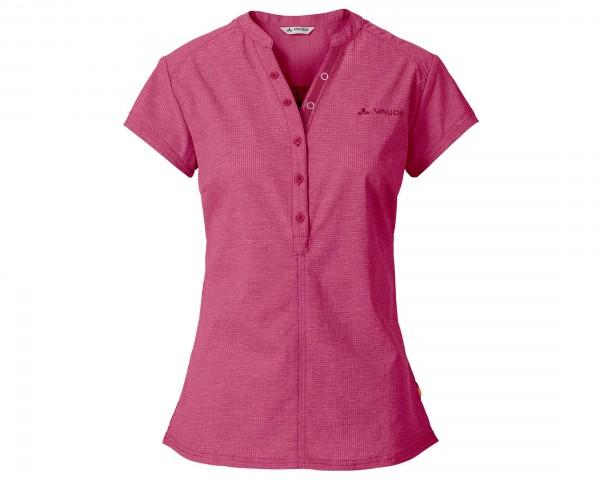 Vaude Damen Turifo Shirt | passion fruit