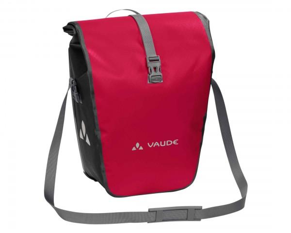 Vaude aqua back pannier PVC-free (Pair) | indian red