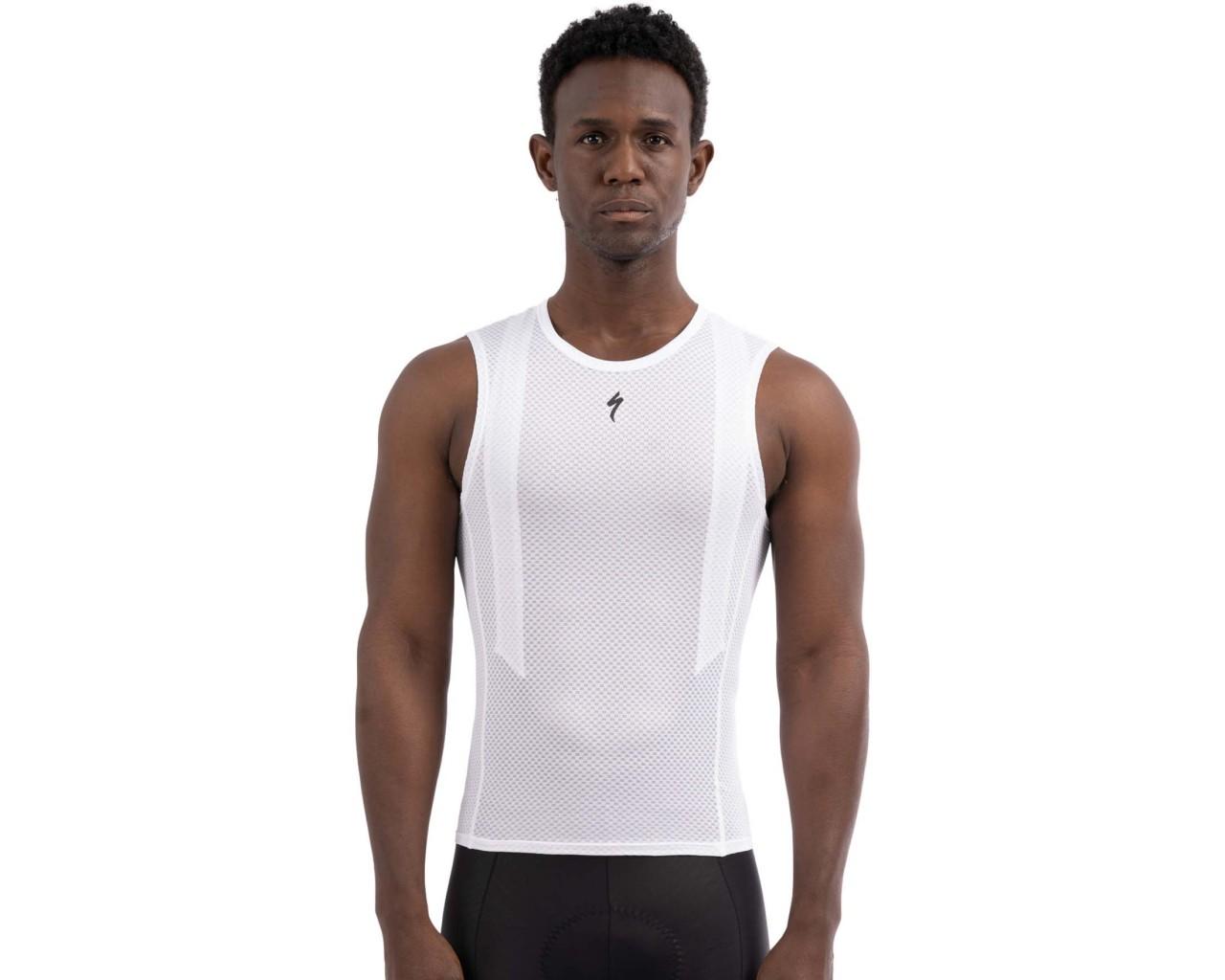 Specialized SL Baselayer Sleeveless | white