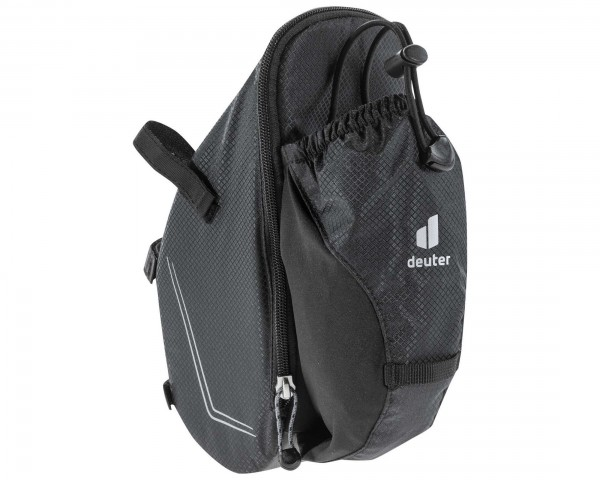 Deuter Bike Bag Bottle - Saddle Bag PFC-free | black