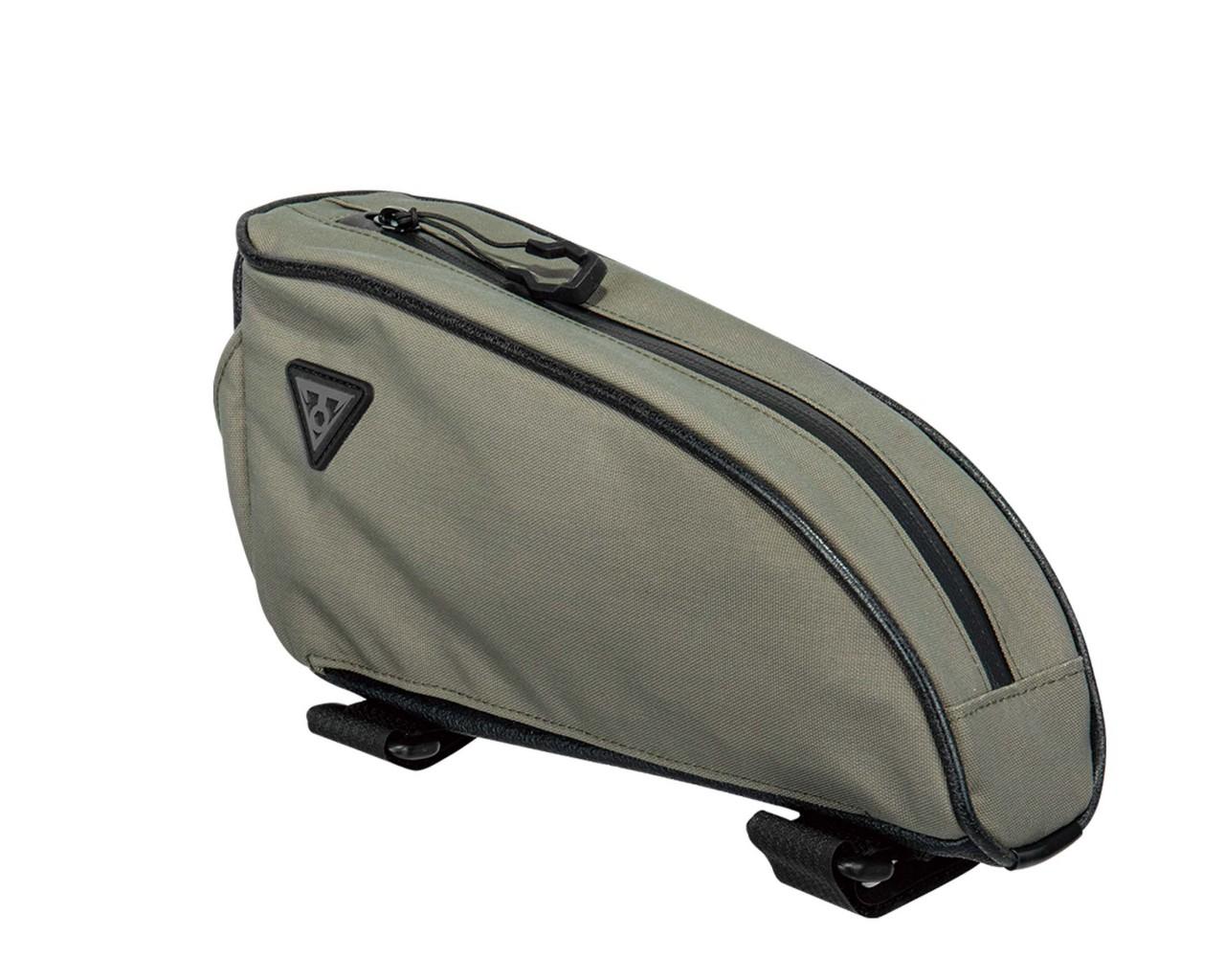 Topeak TopLoader Tob Tube Bag | green