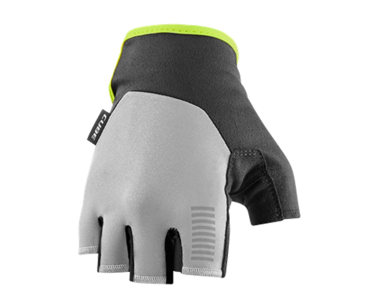 Cube Handschuhe X NF kurzfinger   grey n yellow